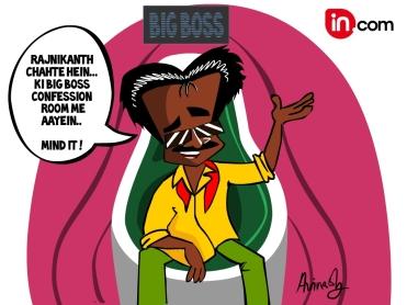 rajni bigg boss