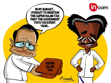 Super Rajni Tax